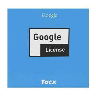 Tacx Лицензия Google 1 год CD c GPS трассами