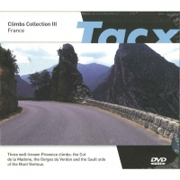 Программа тренировок Tacx DVD Climbs Collection III - France