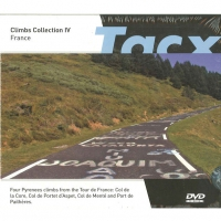 Программа тренировок Tacx DVD Climbs Collection IV - France