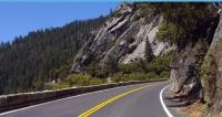 Программа тренировок Tacx DVD Sierra Nevada, Yosemite-USA