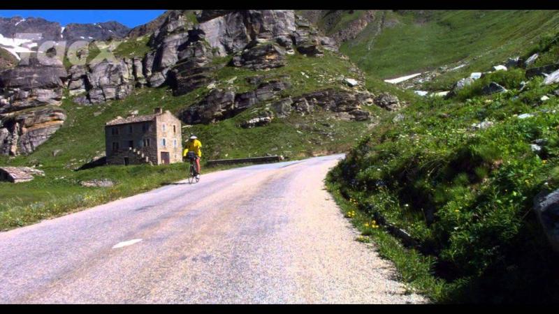 Программа тренировок Tacx Blue Ray Route des Grandes Alpes II-FR