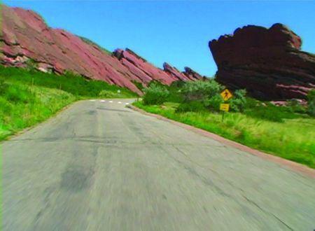Программа тренировок Tacx DVD Heart Of Evergreen - Колорадо