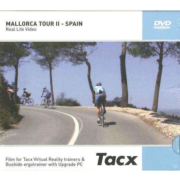 Программа тренировок Tacx DVD IRONMAN®70.3 Mallorca - ES