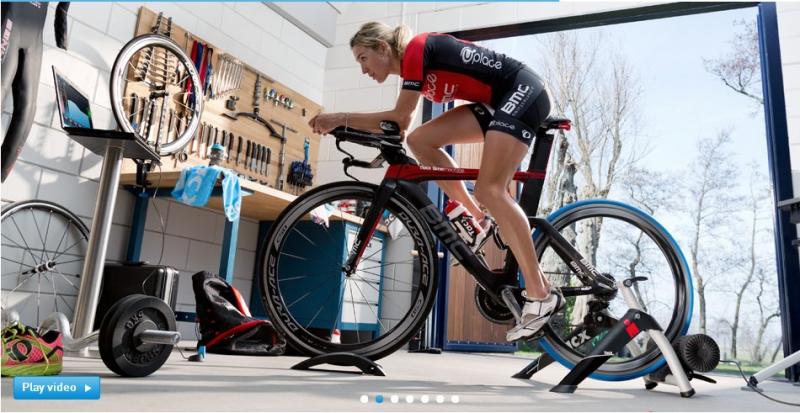 Велосипедный станок Tacx IRONMAN Smart T2060